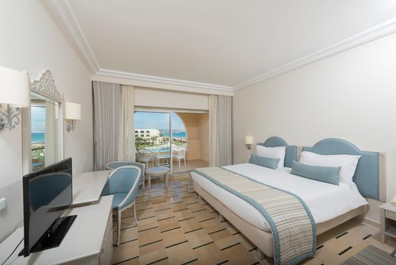 Chambre hôtel Iberostar Averroes à Hammamet
