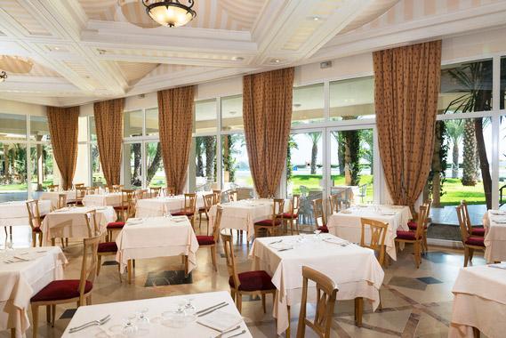 Restaurant hôtel Iberostar Averroes à Hammamet