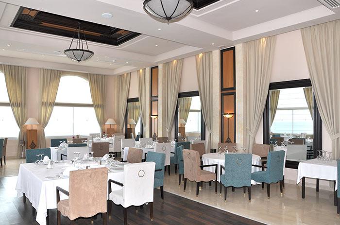Restaurant  Aziza Thalasso Golf
