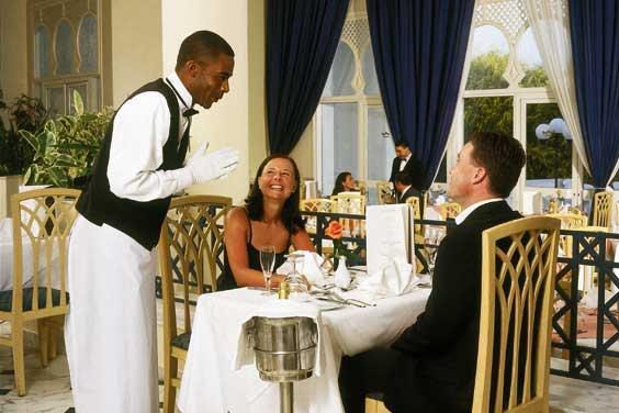 Restaurant Riu Palace Royal Garden
