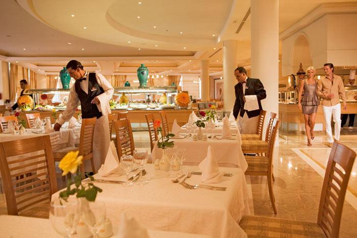 Restaurant Riu Palace Hammamet Marhaba