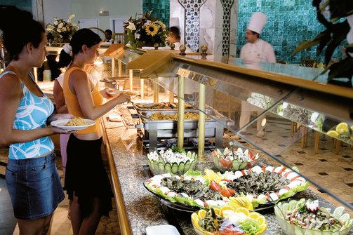 Restaurant Riu Imperial Marhaba