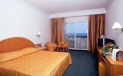 Chambre hôtel El Mouradi Mahdia