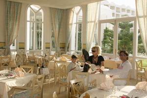 Restaurant hôtel El Mouradi El Menzah à Hammamet