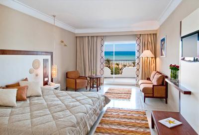 chambre Hôtel Iberostar Royal El Mansour à Mahdia