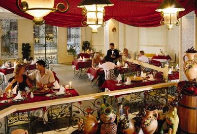 restaurant Hôtel Iberostar Royal El Mansour