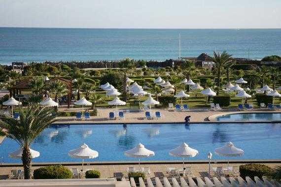 picine hôtel Hasdrubal Thalassa & Spa Djerba