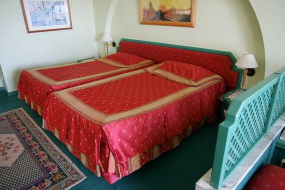 chambre hôtel Hasdrubal Thalassa & Spa Djerba