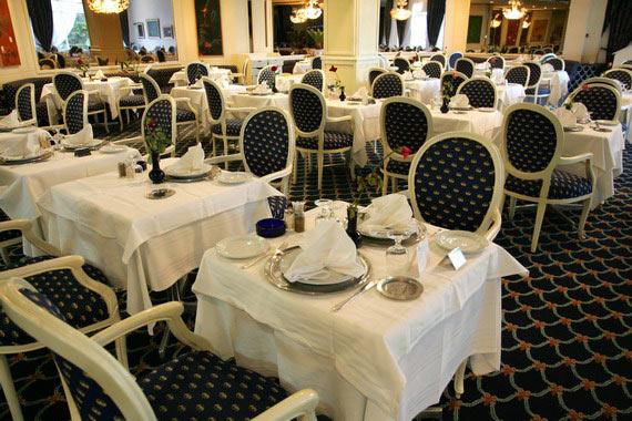 restaurant hôtel Hasdrubal Thalassa & Spa Djerba