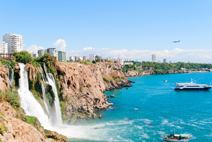 Voyage organisé Istanbul et Antalya Aôut 2014